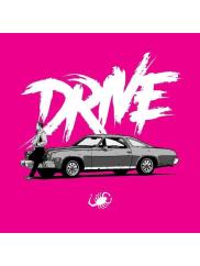 JuniqeDrive - Pink - Leinwandbild