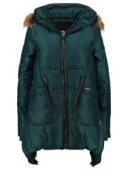 KhujoMUNDE Abrigo de invierno pine