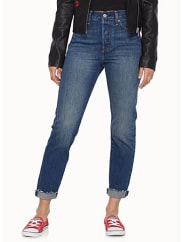 Levi'sWedgie high-rise jean