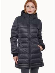 LoleFaith patch puffer jacket