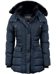 LonsdaleLouth Girl-Jacke navy