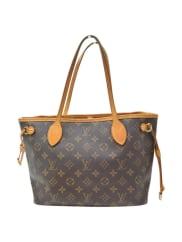 Louis VuittonNeverfull shopper - aus zweiter Hand