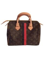 Louis VuittonOccasion - Sac à main Speedy en cuir