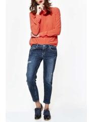 LTB JeansJeans Ltb Boyfriend Eliana Bleu Fonce Femme