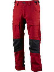 LundhagsAuthentic Jr Pant Red (339) 110/116 Vardagsbyxor & Jeans