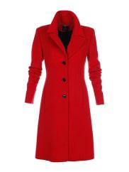 MadeleineKasjmier Korte mantel Dames rood