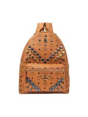 MCMStark M studs Medium Backpack