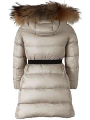 MonclerKinder Daunen Jacke für Mädchen, Soft Shell Ski Jacken Günstig im Sale, Beige, Polyamid, 2016, 3Y 5Y
