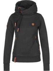 NaketanoDarth Viii W Hoodies hoodie zwart zwart