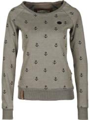 NaketanoLove is a Trip W Sweater sweater olijf olijf