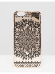 New LookPaisley Print iPhone 6/6s Case - Pink