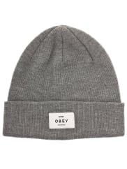 ObeyVernon Berretto heather grey / grigio