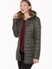 OnlyLong quilted jacket