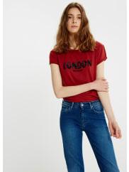 Pepe Jeans LondonT-SHIRT AVEC PERLES PENÉLOPE