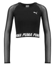 PumaSTUDIO Camiseta manga larga black