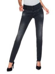 Salsa JeansJeans Elegant jambe slim avec effet usé