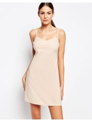 SpanxLow Back Slip - Soft nude