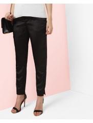 Ted BakerTapered slim-fit pants Black