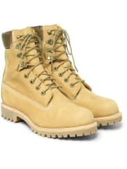 TimberlandLeather Boots - Beige