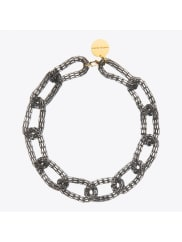Vanessa BaroniWire Chain Necklace