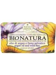 VillagePflege Seifen Bionatura - Seife Argan Oil & Wild Hay 250 g