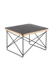 VitraLTR Occasional Table Beistelltisch dark mauve