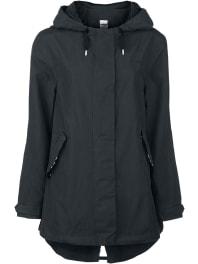 adidasParka Girl-Jacke schwarz