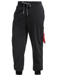 Alpha IndustriesX FIT Pantaloni sportivi black