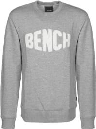 BenchFacility Sweater grigio mélange