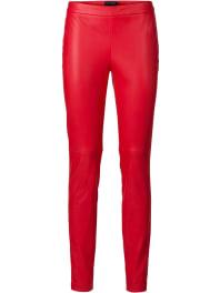 BodyflirtPantalone in similpelle (rosso) - BODYFLIRT