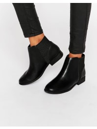 Call It SpringCall It Spring Etaliwet Chelsea Boots - Black synthetic