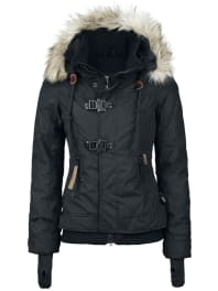 KhujoAshley Blouson hiver Femme noir
