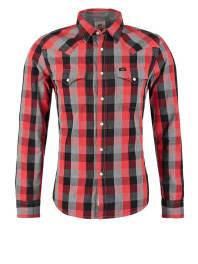 LeeSLIM FIT Camicia lava red