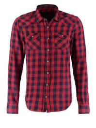 LTB JeansROHAN SLIM FIT Camicia red plaid wash