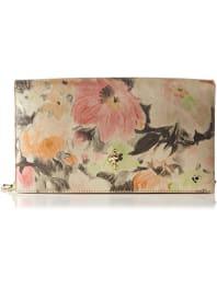 MenburMenburAucalypto - Pochette Donna, Multicolore (Mehrfarbig (Blumen Multi 12)), 28x17x5 cm (B x H x T)