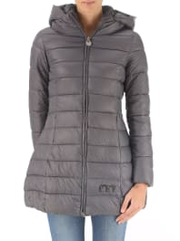 MetWomens Coat On Sale, Grey, polyester, 2016, 10 12 14 6 8