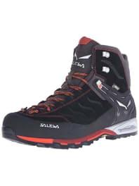 SalewaMountain Trainer Mid, Chaussures de Randonnée Hautes homme, Noir (Black/Indio 0943), 48.5 EU