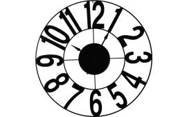 Orologi da parete 1008 prodotti di 93 marche stylight for Orologi da parete maison du monde