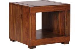 Wohnzimmermöbel massiv dunkel  WOHNLING® Beistelltische: 95 Produkte jetzt ab 34,99 € | Stylight