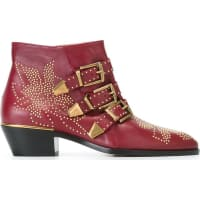 Red Ankle Boots: 153 Products & up to −65% | Stylight