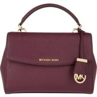 Michael Kors Tasche Bordeaux Rot
