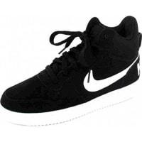 Nike Sneaker High Damen Schwarz