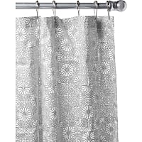 marimekko kioto cotton shower curtain