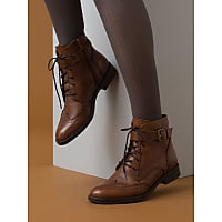 −20Stylight Ankle Marronjusqu'à en Boots Kickers® vmN0wn8O
