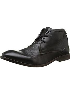 Cruise Calf, Bottes Chukka homme, Noir (Black), 45 EU (11 UK)Hudson