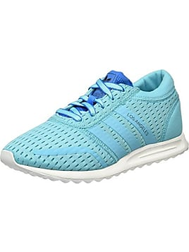 Los Angeles, Unisex-Erwachsene Sneakers, Blau (Collegiate Navy/Off White/Granite), 36 2/3 EU (4 Erwachsene UK) adidas