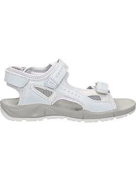 buy online 331e5 7cc6a Sandale Damen bama Leder hellgrau Gut Verkaufen Verkauf ...