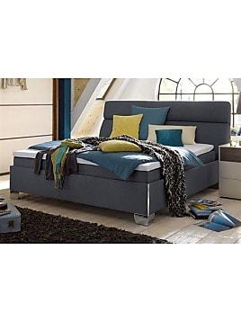 polsterbetten 1401 produkte sale bis zu 18 stylight. Black Bedroom Furniture Sets. Home Design Ideas