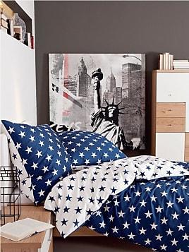 bettw sche in blau jetzt bis zu 20 stylight. Black Bedroom Furniture Sets. Home Design Ideas