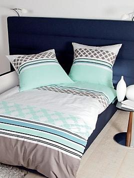 bettw sche in gr n jetzt bis zu 60 stylight. Black Bedroom Furniture Sets. Home Design Ideas